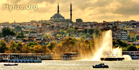 İstanbul genel görünüm