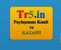 Tr5.in Link Kısaltarak Para Kazan